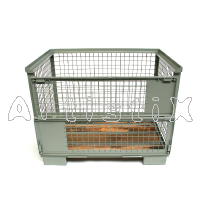 Wire Container pool, tot 1100kg 124 x 83 x 97cm