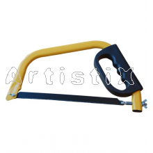 Carbide Coated Hack Saw - small arch model 30cm