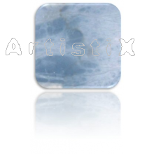 Blue translucent < 35kg boulders